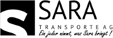 Sara Transporte AG | Sara Transporte + Logistik GmbH